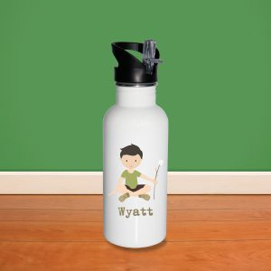 Camper Boy or Girl Water Bottle