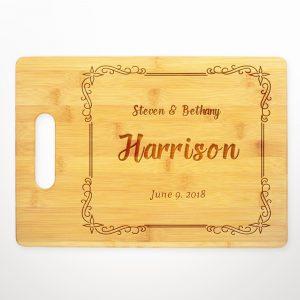 full-name-date-decorative-frame-cutting-board