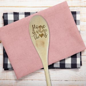 Home is Where the Heart is Spoon