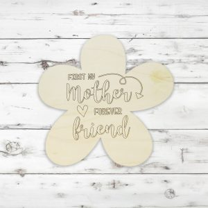 First My Mother Forever Friend Kids Craft Kit