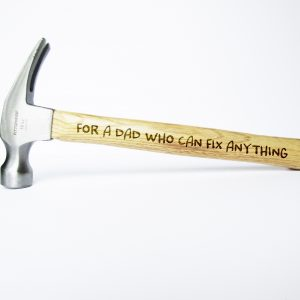For a Dad That Can Fix Anything Hammer