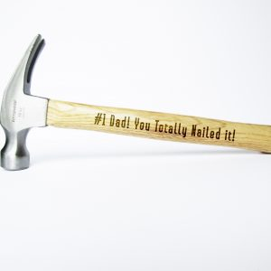 number-one-day-personalized-hammer
