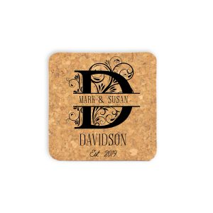 letter-monogram-name-cork-coasters