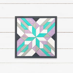 Quilt Mini Painting DIY Sign Kit