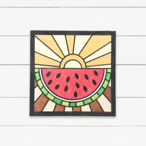 Watermelon Painting DIY Sign Kit