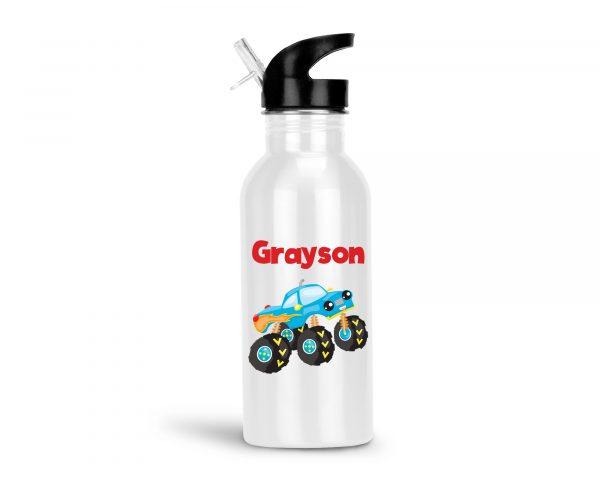 monster-truck-water-bottle