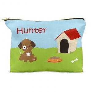 puppy-dog-grass-dog-house-pencil-case