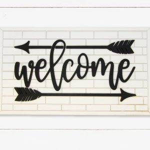 welcome-arrows-subway-tile-rectangle-sign