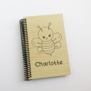 busy-bee-honey-bees-kids-journal