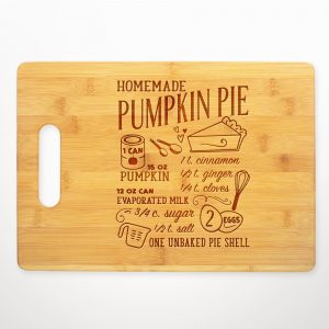 pumpkin-pie-recipe-cutting-board