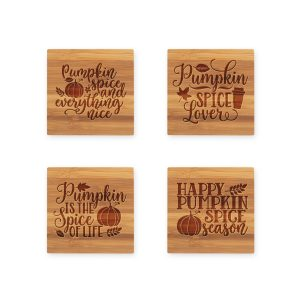 pumpkin-spice-bamboo-coasters