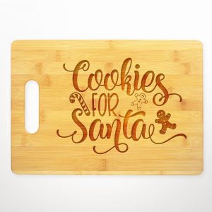 cookies-for-santa-cutting-board