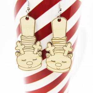 christmas-slippers-earrings
