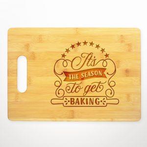 season-to-get-baking-cutting-board
