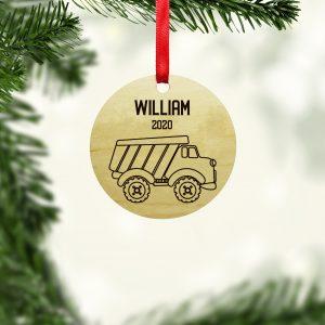 construction-dump-truck-ornament