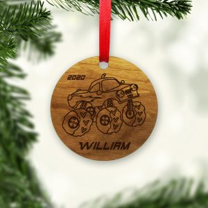 monster-truck-round-ornament