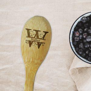 split-letter-bamboo-spoon