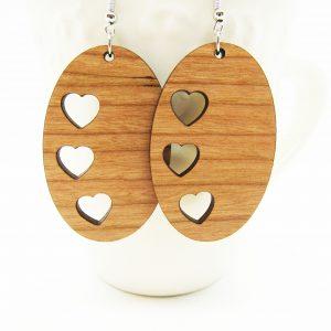 oval-three-hearts-earrings
