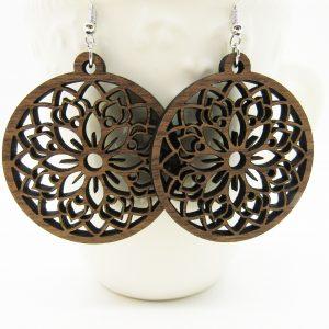mandala-circle-flower-earrings