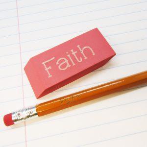 Personalized Pencils - The Faith Design
